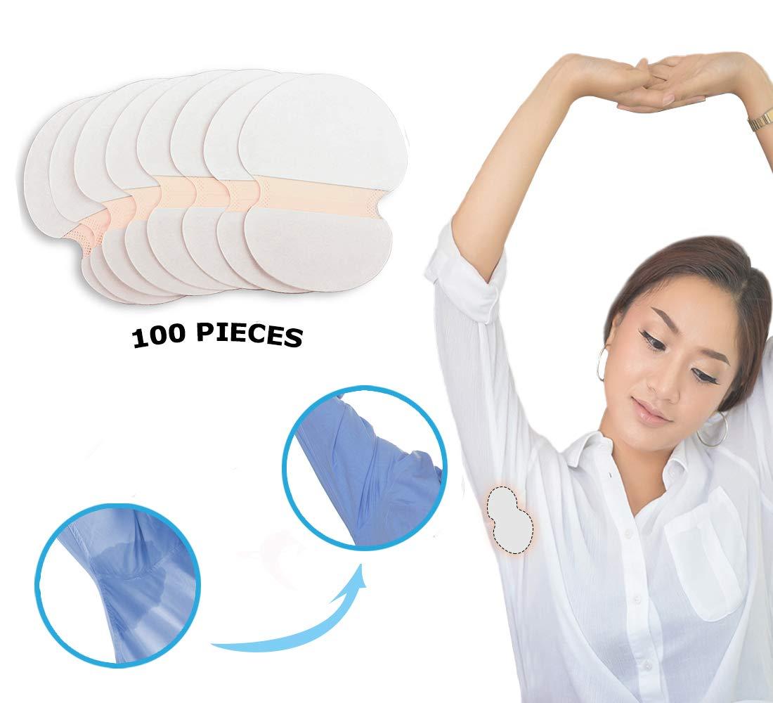 StillCool 100PCS Underarm Armpit Sweat Perspiration Pads ST-681202