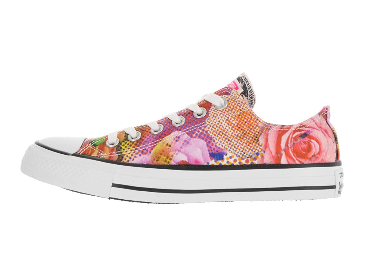 Converse Chuck Taylor All Star floreale digitale Ox scarpa