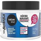 Linha Tratamento (SOS Bomba de Vitaminas) Salon Line - Mascara Explosao De Hidratacao 500