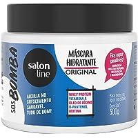 Creme Tratamento SOS Bomba Unit, Salon Line, 500 g