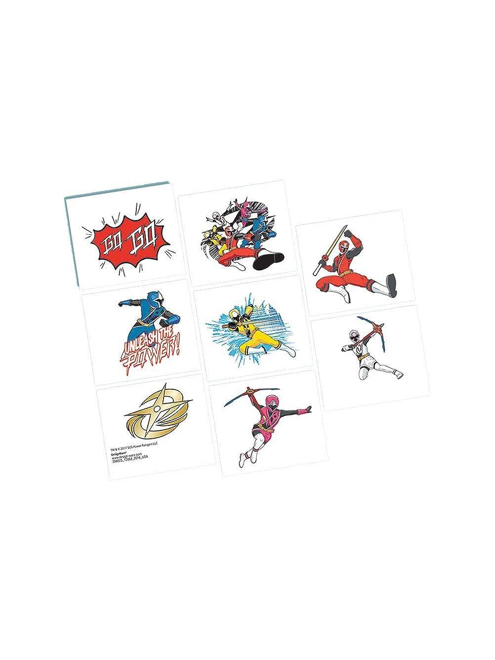 Power Rangers Tattoos