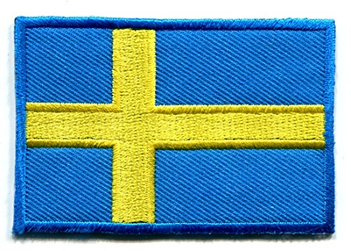 Sweden Swedish applique iron Medium
