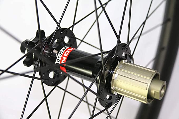 Novatec D201SB//D202SB snow fat bike hub thru axle F:15x150mm R:12x190mm or 197mm