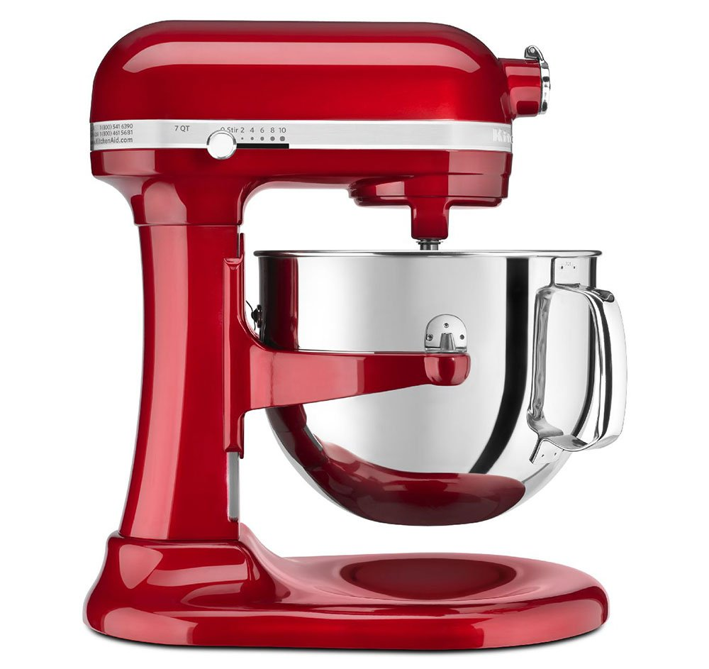 Amazon.com: KitchenAid KSM7586PCA 7-Quart Pro Line Stand Mixer Candy ...