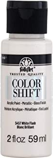 product image for FolkArt Color Shift Acrylic Craft Paint, 2 oz, White
