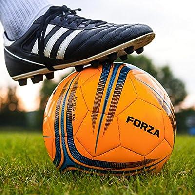 FORZA Balón de Fútbol de Entrenamiento | Balones de Fútbol para Jóvenes o Equipos Profesionales (4 Tamaños) (Tamaño 3, Pack de 1): Amazon.es: Deportes y aire libre