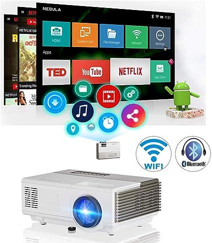 Amazon.com: Proyector de cine en casa: Electronics