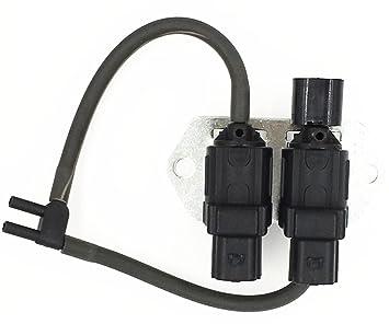 HZTWFC Válvula de solenoide de embrague de rueda libre OEM # 8657A031 K5T47776