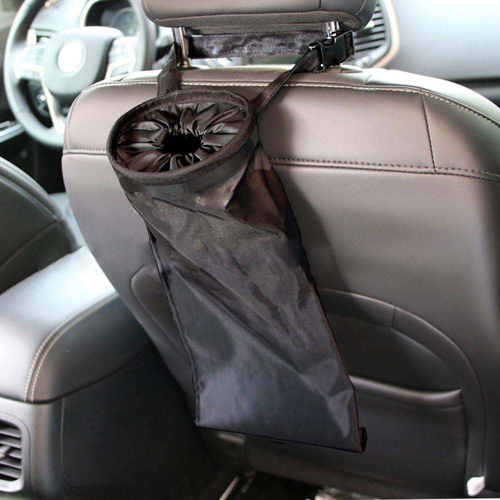 Car Trash Bag Oil Cloth Chili Peppers