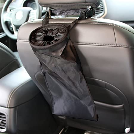 Don/'t Worry Be Happy Car Trash Bag