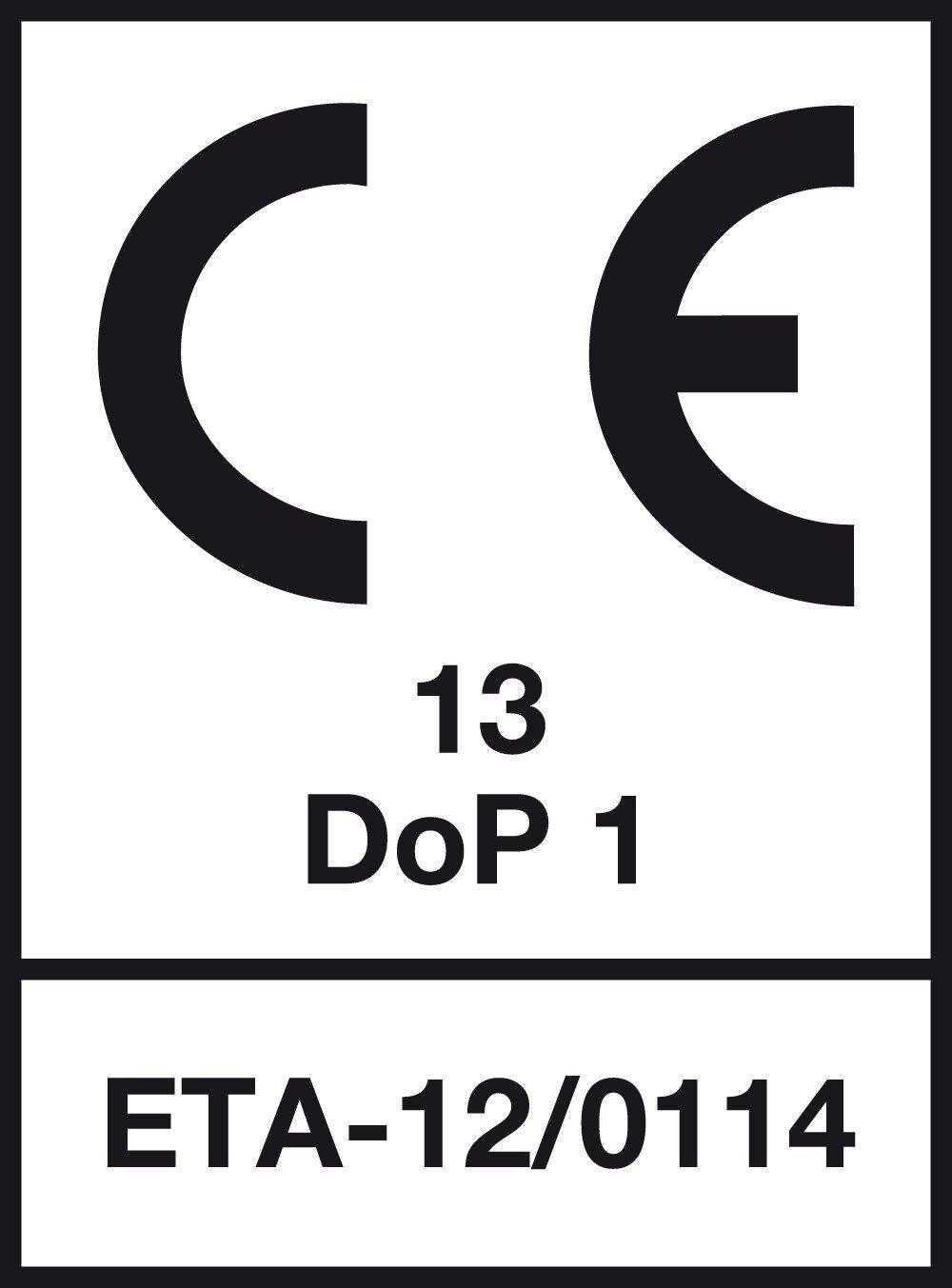 Spax/ 25470004505022 Cut 1.4567 25470004505022 filetage de fixation acier inoxydable A2 /Fa/çade Vis t/ête frais/ée lentille T de Star Plus