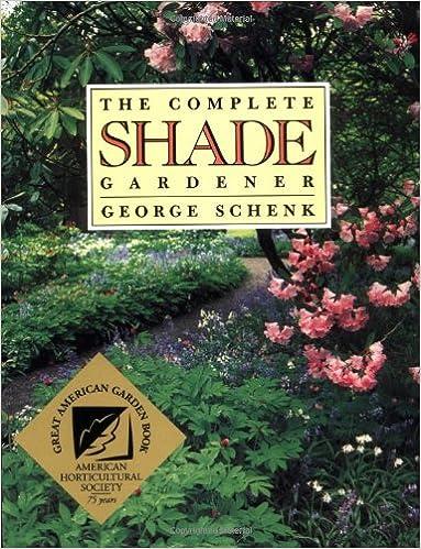 The Complete Shade Gardener George Schenk 9780881925340 Amazon