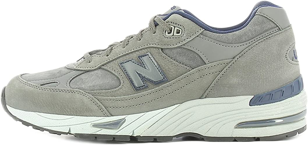 New Balance M991 Sneakers Size: 41.5 Grey: Amazon.co.uk: Shoes & Bags
