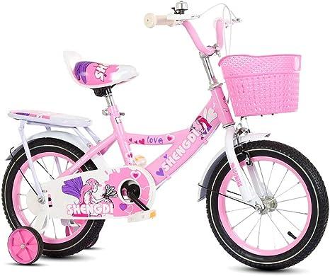 MLSH Bicicletas for niñas, Deportes al Aire Libre 12 14 16 ...