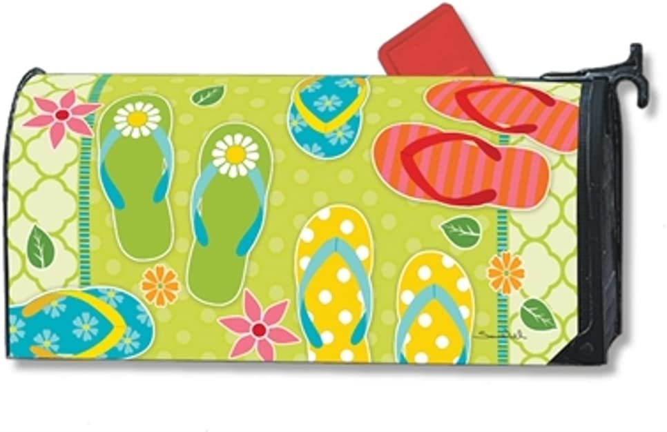 MailWraps Hello Summer Mailbox Cover