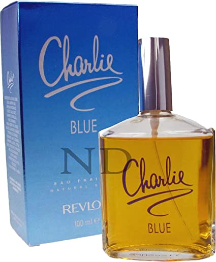 Revlon Charlie Blue - Agua de colonia para mujer en spray (100 ml)