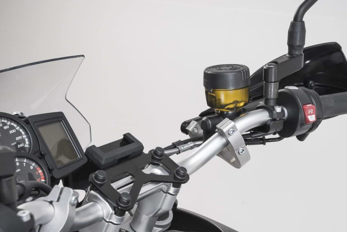 F800GS 08-16 /& F800GS Adventure 14-16 SW-MOTECH Bags-Connection QUICK-LOCK Type 201 EVO Tank Bag Bottom Tank Ring for BMW F650GS 08-12 F700GS 13-16