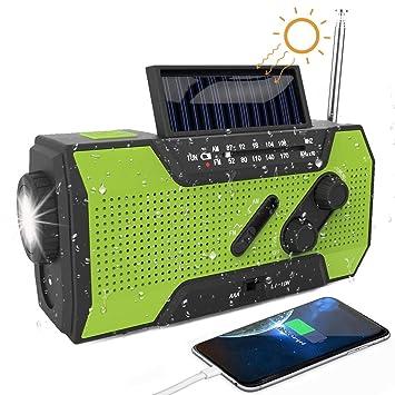 Odoland Radio Solar de Emergencia, Radio meteorológica de ...