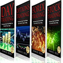 Trading: The Advanced Guide: Day Trading + Options Trading + Forex Trading + Stock Trading Advanced Guides That Will Make You the King of Trading Audiobook by Samuel Rees Narrated by Ralphj L. Rati