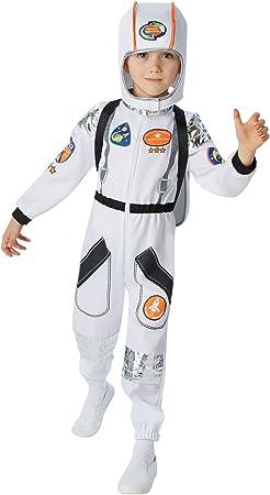 Rubies Disfraz de astronauta uniforme de la NASA, grande, para ...