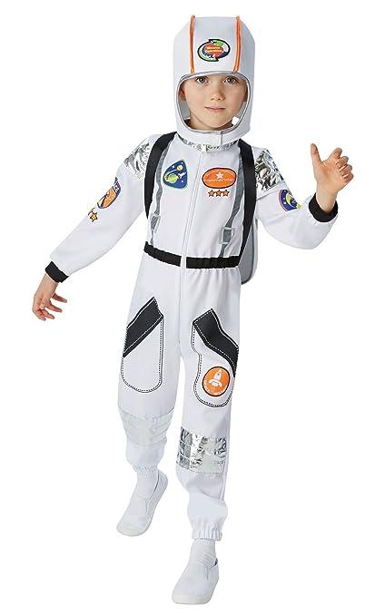 Rubies Disfraz de astronauta uniforme de la NASA, grande ...