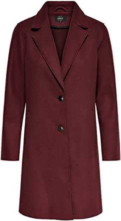 Only Onlcarrie Bonded Coat Otw Noos Abrigo para Mujer