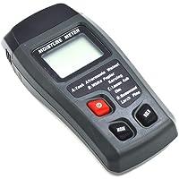 TOOGOO Mesureurs d'humidite numeriques Testeur d'humidite Teneur en humidite de l'eau MT-10 Testeur de detecteur d'humidite du bois Hygrometre d'affichage LCD