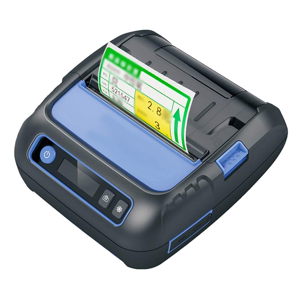 80mm Bluetooth Impresora térmica Etiqueta de Bolsillo ...