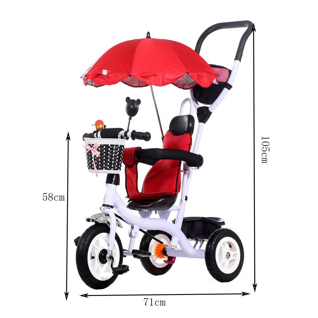 Amazon.com : Childrens Carts Tricycles Bicycles 1-3-5 Year ...