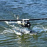 """FMS Beaver RC Airplane 2000mm (78"""") Wingspan with Flaps LED Water Plane (without Float) PNP (No Radio, battery, charger)"""