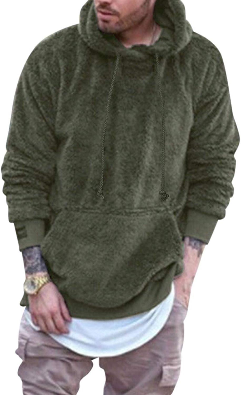 Autumn Winter Hoodie Sweatshirts Long Sleeve Sport Zipper Pullover Tops Men Hooded Sweatshirt