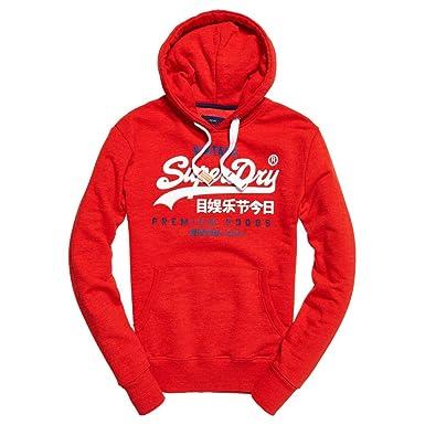 Superdry Herren Sweatshirt Premium Goods Hood