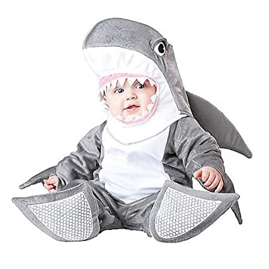 197086f1d Amazon.com: Toddler Baby Infant Shark Christmas Costume Outfits: Clothing