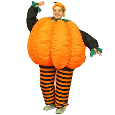 e25023538ace Amazon.com  Ehomelife Men s Inflatable Pumpkin Costume Halloween ...