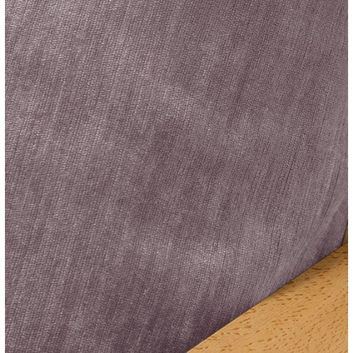SlipcoverShop Chenille Lavender Fitted Mattress Cover Queen 241