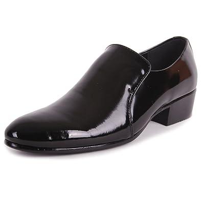 Mono Design Point Loafer Shoes Bm060