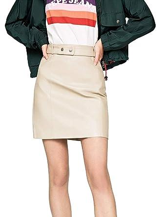 Beige FemmeVêtements Accessoires Lulu Et Pepe Jeans Jupe rBoQdxeWC