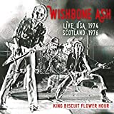 Live Usa 1974 Scotland 1976 King Biscuit Flower Hour