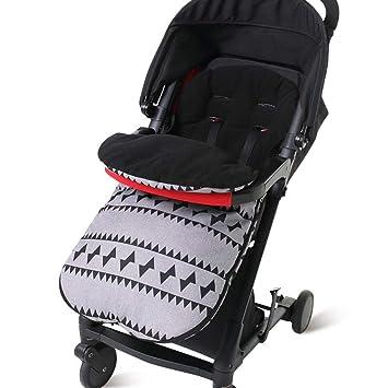 per Colchonetas Silla de Paseo Universales para Bebés Saco de Abrigo Multifuncional Invierno Cojines para Carrito Bebés: Amazon.es: Hogar