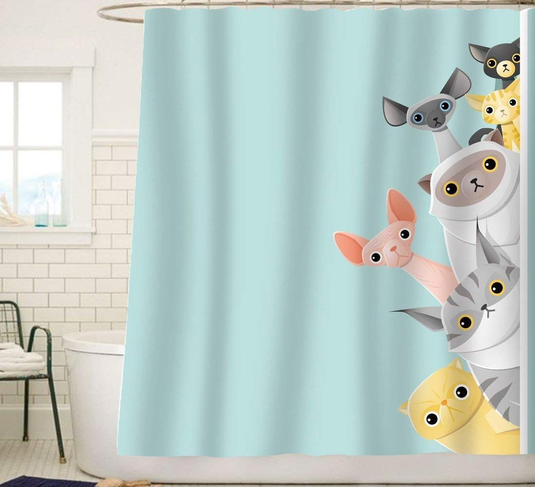 Best Rated in Shower Curtains, Hooks & Liners & Helpful Customer ...