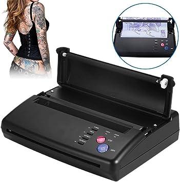 Filfeel Máquina de transferencia de tatuajes profesional clara ...