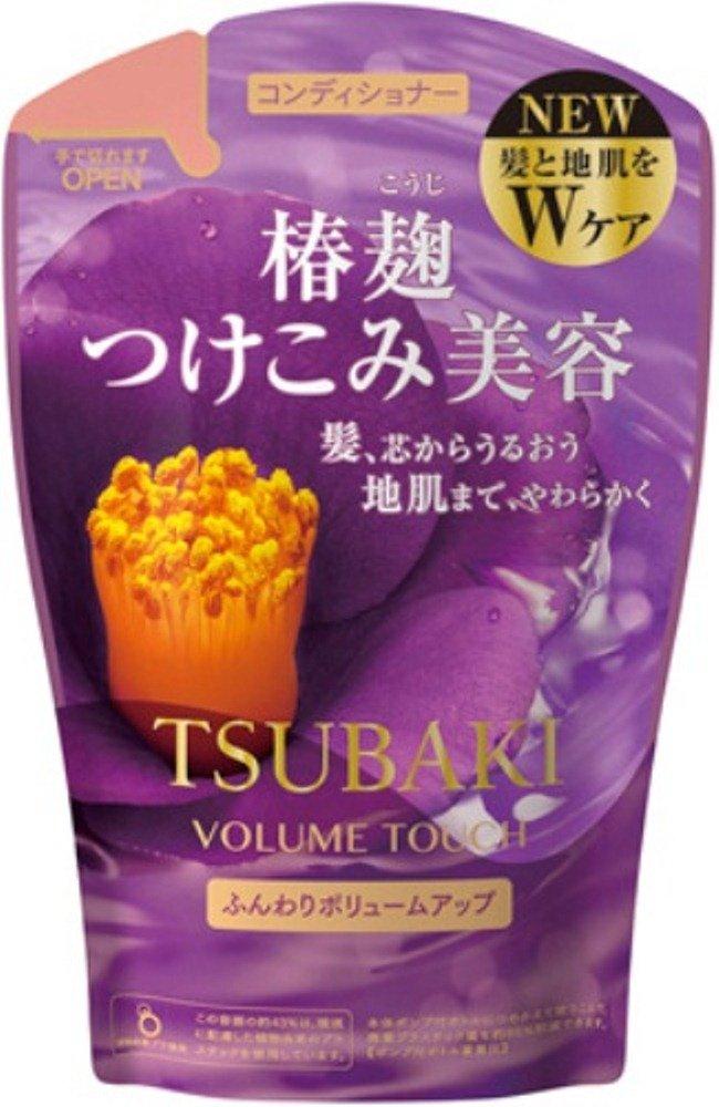 TSUBAKI Shiseido Volume Touch Conditioner Refill Simple Deluxe - Beauty BU02P03929
