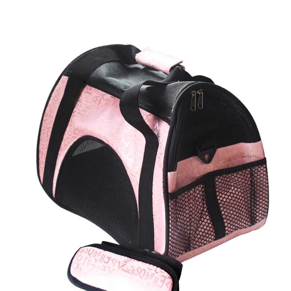 C Pet bag cat backpack cat cage dog bag cat cat bag cat portable cage bag box supplies L