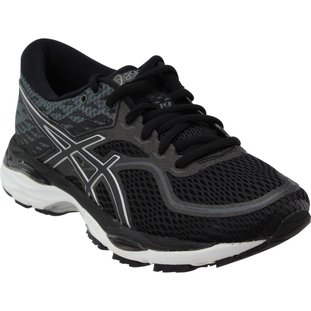 ASICS Women's Gel-Cumulus 19 Running Shoe B077DWZ42L 10.5 B(M) US|Black