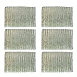 Think Crucial 6 Humidifier Filters Replacement for Holmes Part...