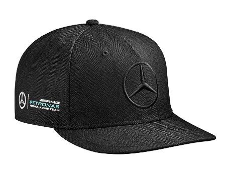 Gorra Mercedes-Benz Hamilton Special Edition China 2017 Flatbrim: Amazon.es: Coche y moto