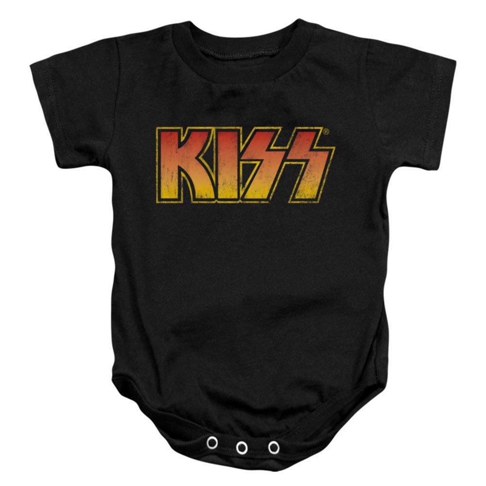 大人気定番商品 Trevco Kiss-Classic Infant Snapsuit, Snapsuit, B00NAFWJ9M Kiss-Classic Black - Large 18 Months B00NAFWJ9M, 信州そば専門店 生麺工房ともの:d1bdce27 --- a0267596.xsph.ru