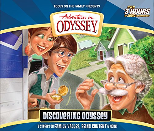 Discovering Odyssey (Adventures in Odyssey Classics #2) by Tyndale Entertainment
