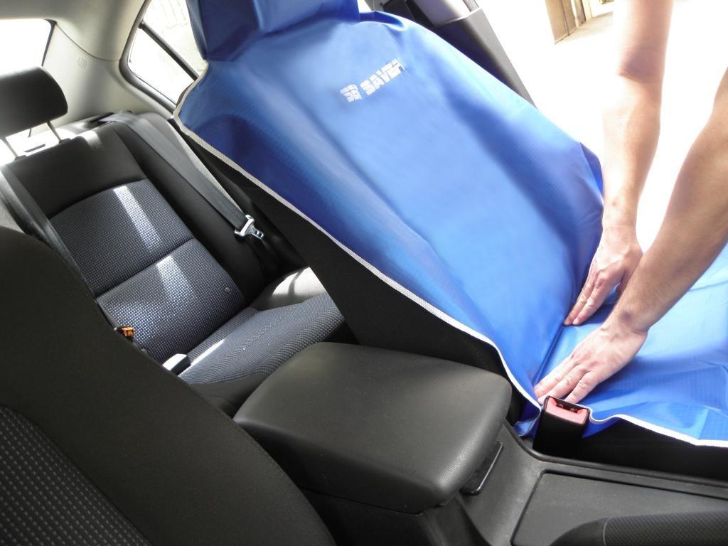 Couverture pour si/ège automobile universelle et amovible Facile /à installer et retirer SEAT SAVER