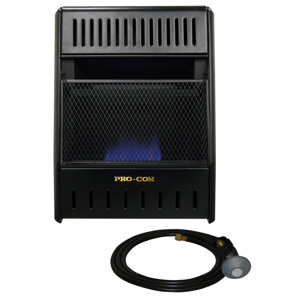 ProCom ML100HBAHR Propane Heater, 10,000 BTU